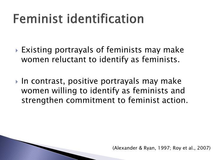 Feminist identification