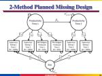 2 method planned missing design2