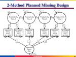 2 method planned missing design3