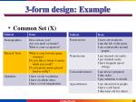 3 form design example2