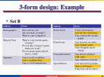 3 form design example4