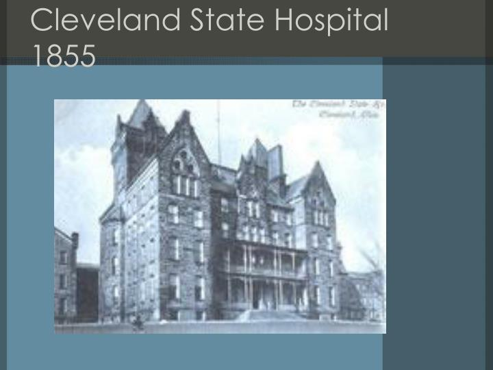 Cleveland State Hospital