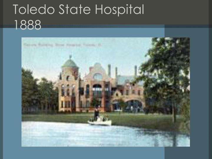 Toledo State Hospital