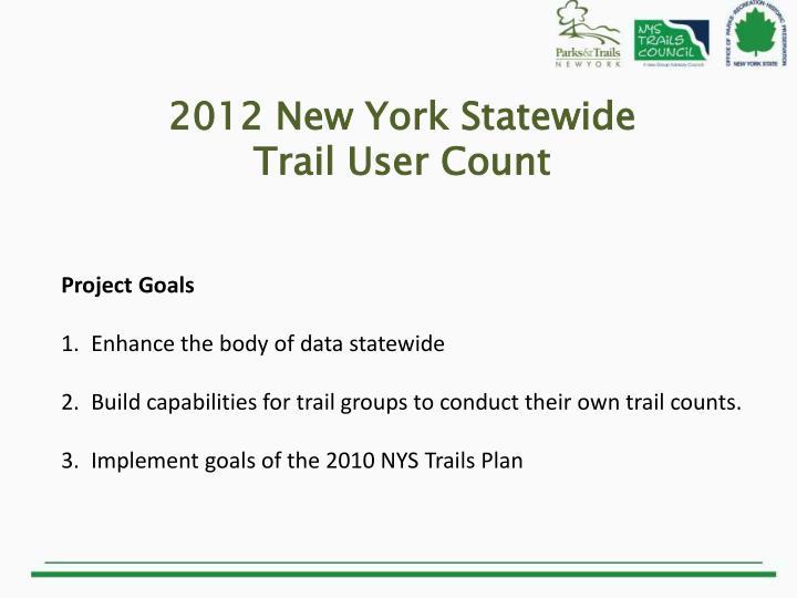 2012 New York Statewide