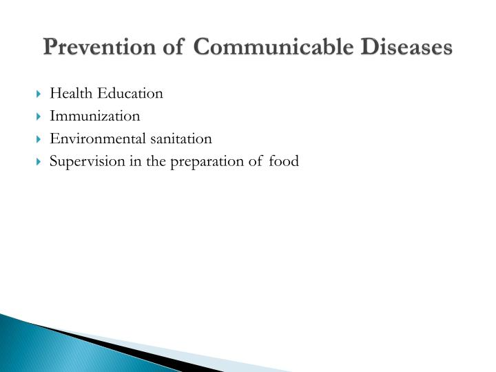 PPT - Communicable Diseases PowerPoint Presentation - ID ...