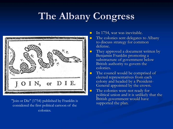 The Albany Congress
