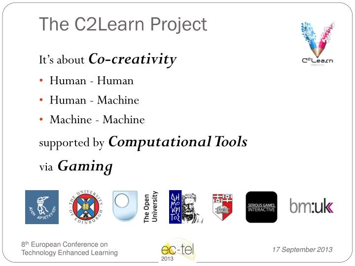 The C2Learn Project
