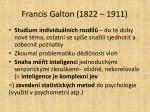 francis galton 1822 1911