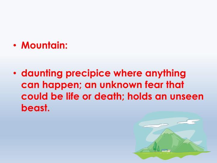 Mountain: