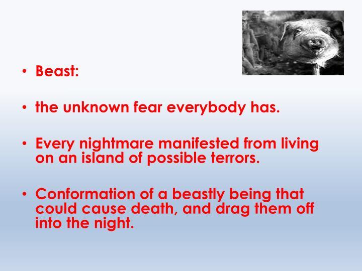 Beast: