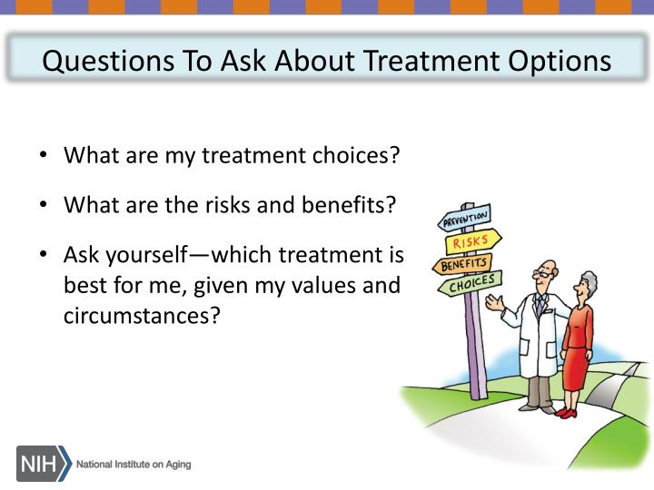 Questions To Ask About Treatment Options
