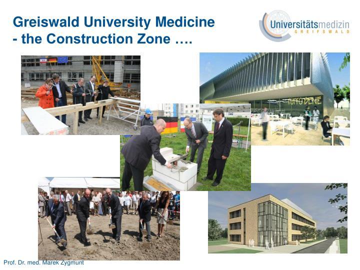 Greiswald University Medicine