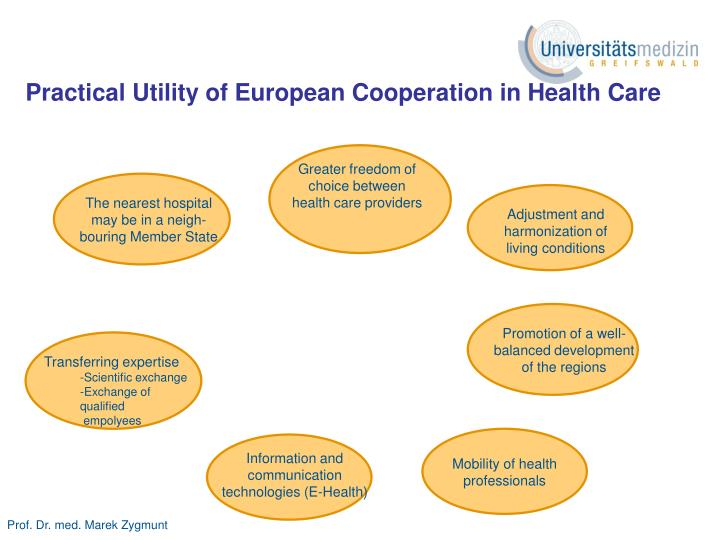 Practical Utility of European Cooperation in Health Care