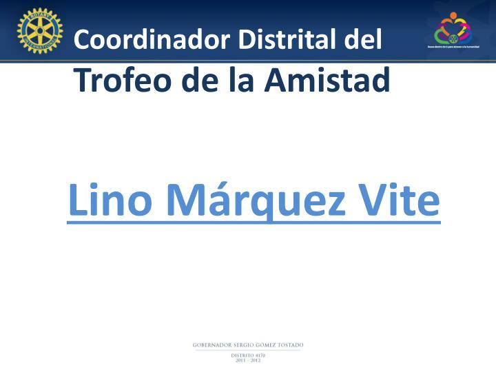 Coordinador Distrital del