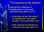 evangelism in the epistles2