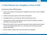 5 policy relevant use intangibles as driver of gdp