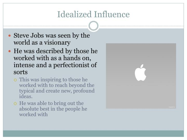 Idealized Influence