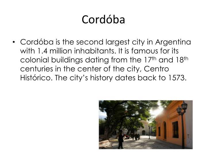 Cordóba