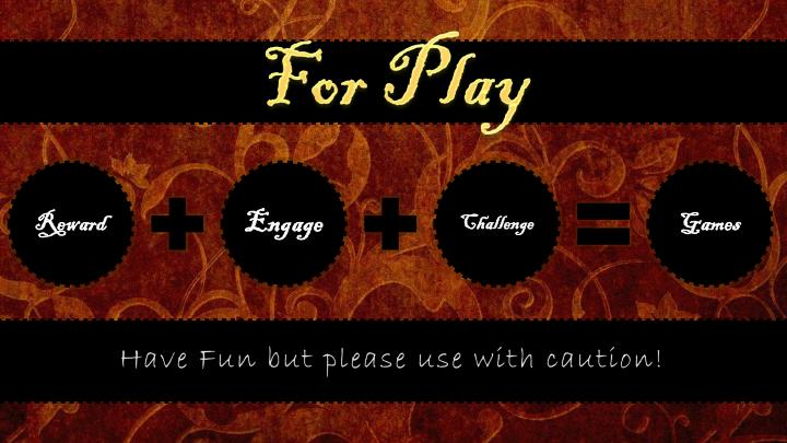 For Play