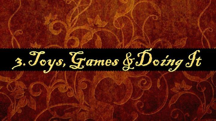 3.Toys,Games &Do