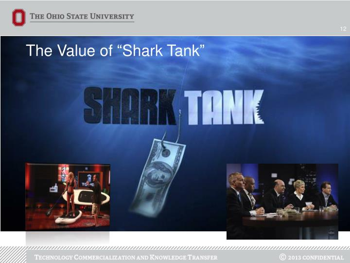 "The Value of ""Shark Tank"""
