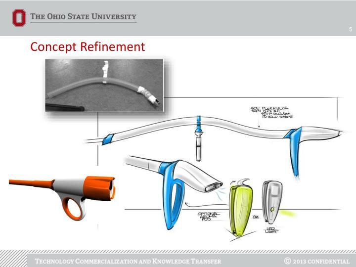 Concept Refinement