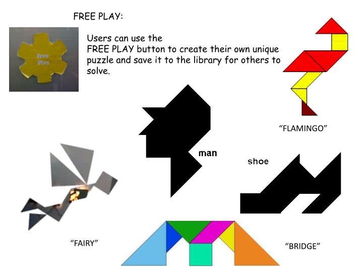 FREE PLAY: