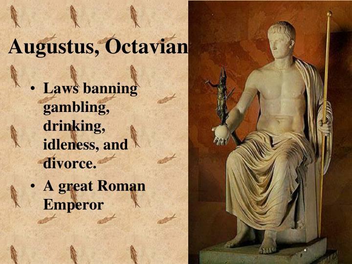 Augustus, Octavian