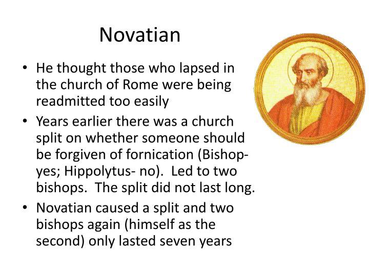Novatian