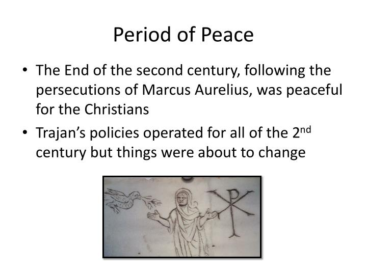 Period of peace