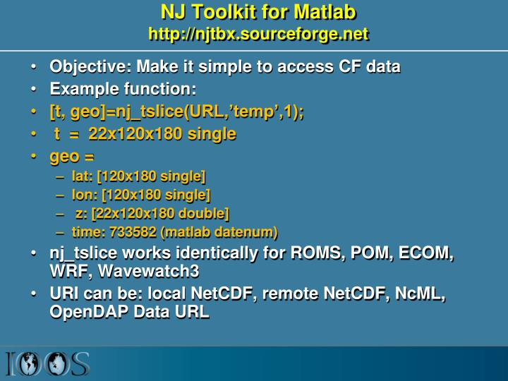 NJ Toolkit for