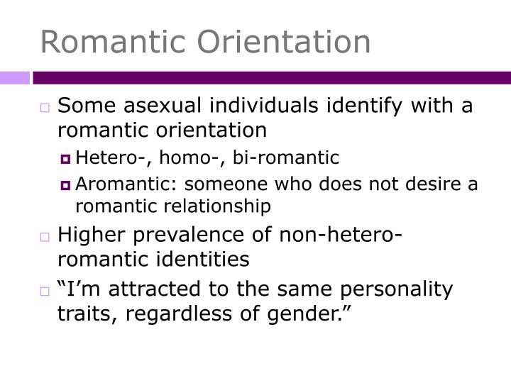 Romantic Orientation