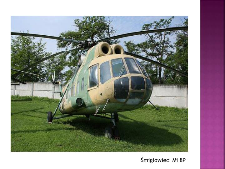 Śmigłowiec  Mi 8P