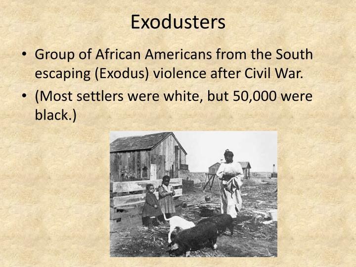 Exodusters