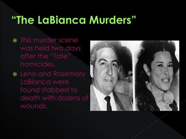 Image result for leno and rosemary labianca murders