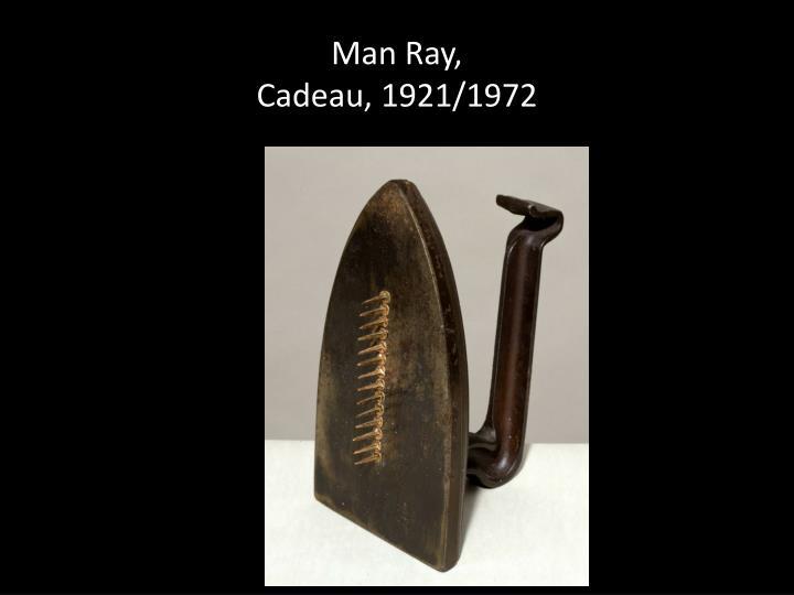 Man Ray,