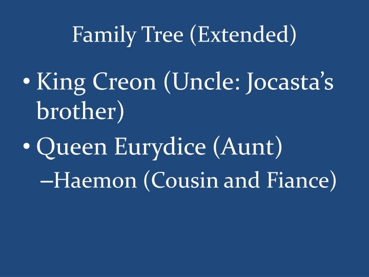 Family Tree (Extended)