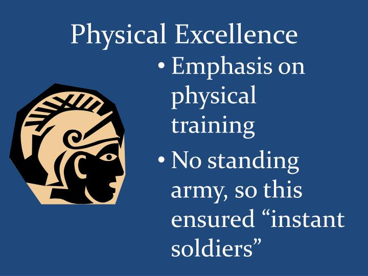Physical Excellence