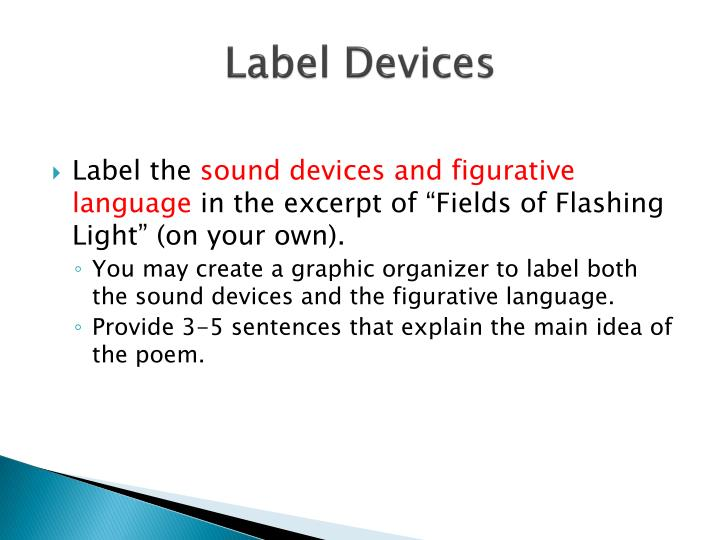 Label Devices