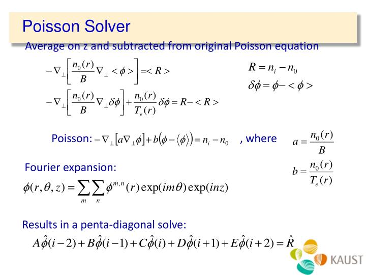 Poisson Solver