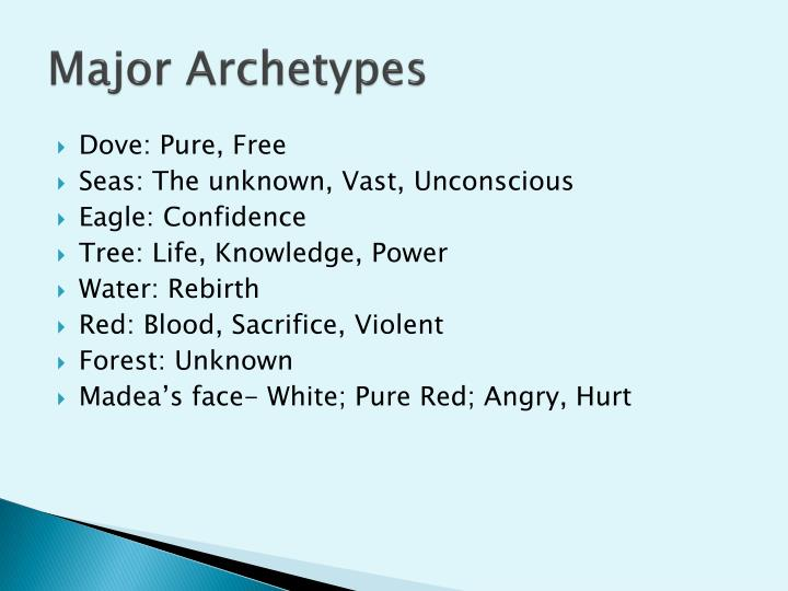 Major Archetypes