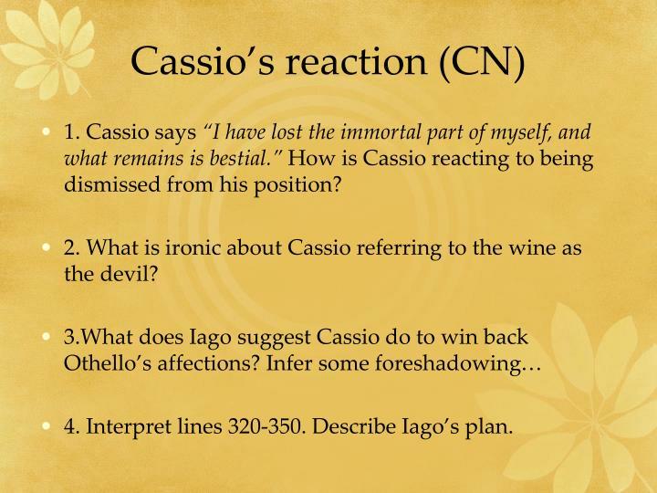 Cassio's