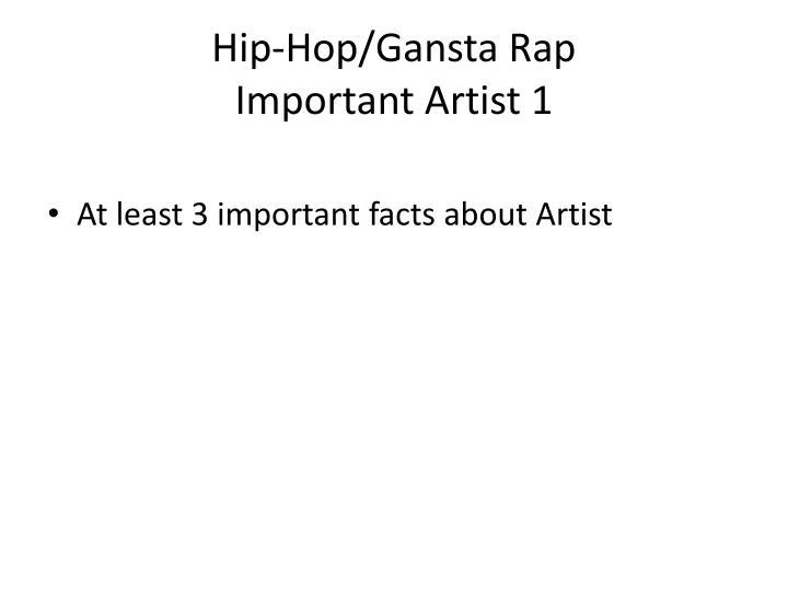 Hip-Hop/
