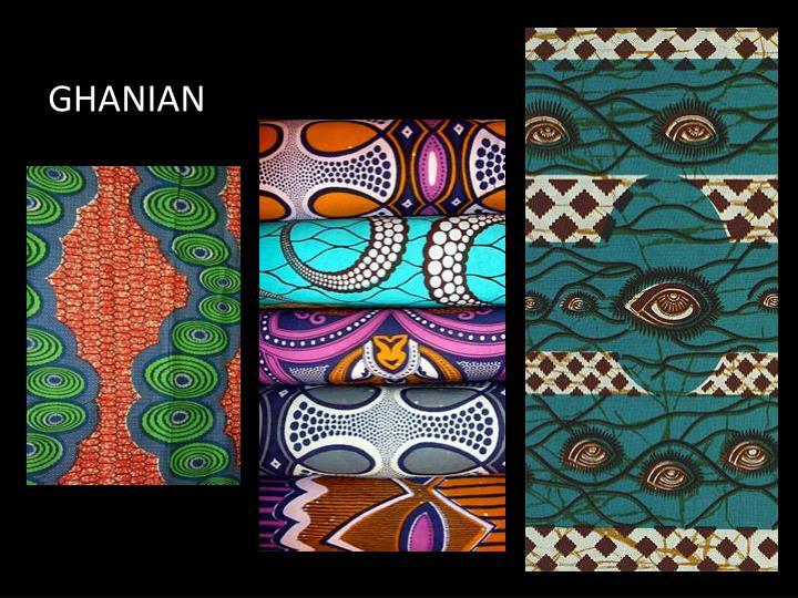 GHANIAN