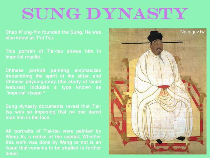 Sung Dynasty