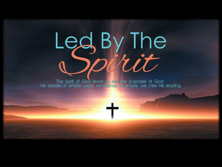 The holy spirit has brought about new life in us in christ we have a new identity