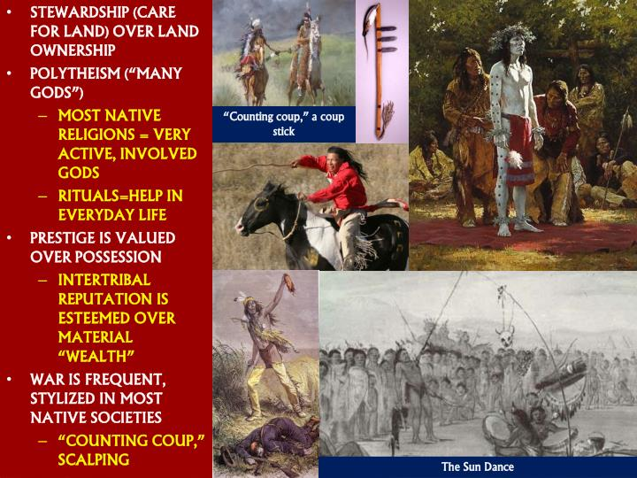 PPT - U7: WESTERN EXPANSION, PART TWO: NATIVE AMERICANS ...