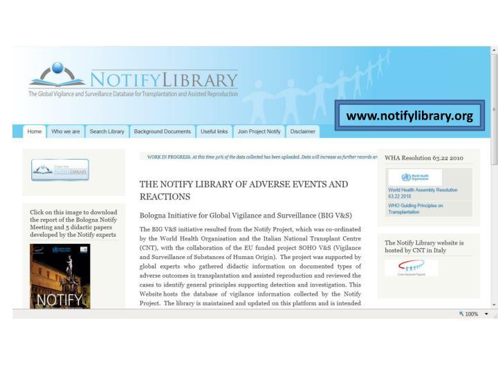 www.notifylibrary.org
