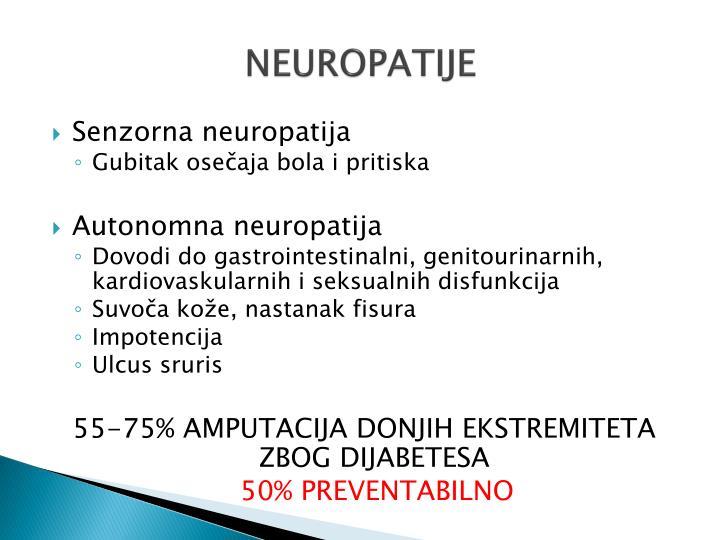NEUROPATIJE