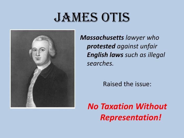 James Otis